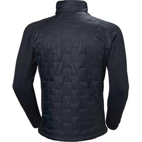 Helly Hansen Lifaloft Hybrid Insulator Jacket Herr graphite blue matte